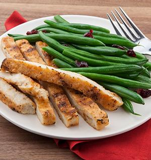 Italian Chicken Breast Strips